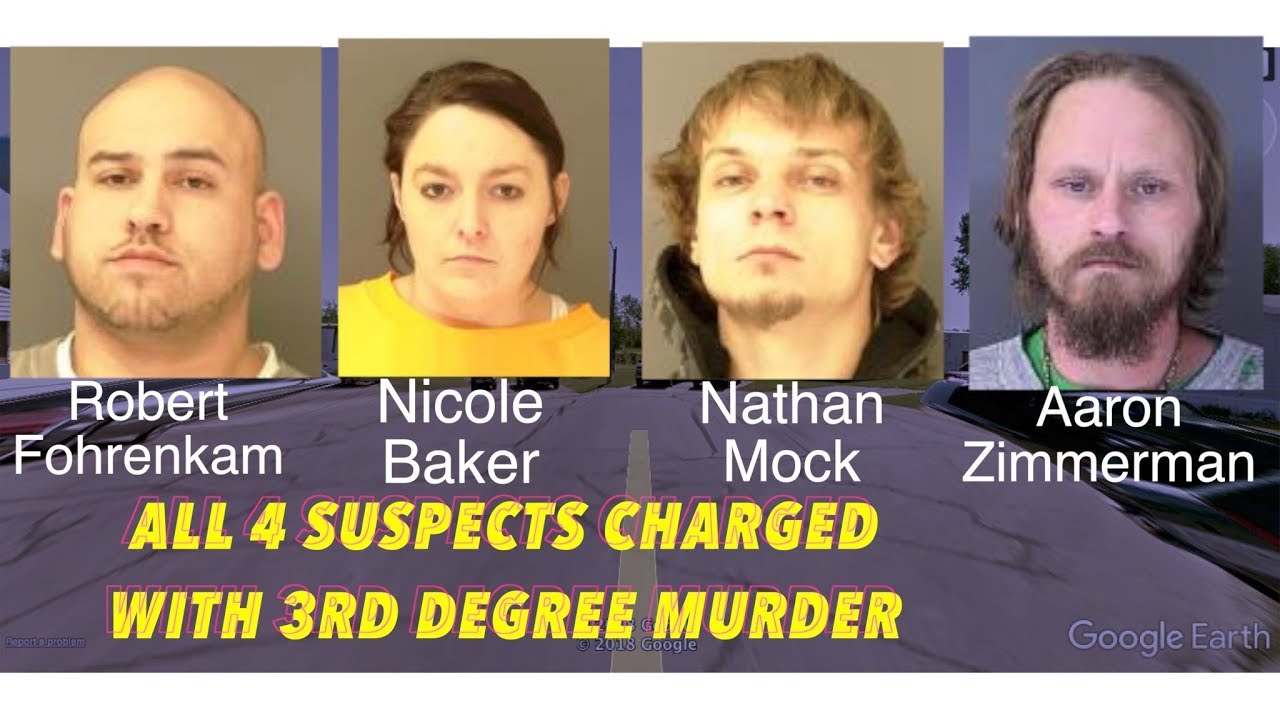 Fourth Person Now Charged With Murder In Thief River Falls Drug Case