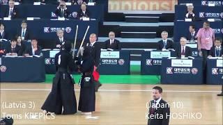 星子啓太選手一本集【Keita HOSHIKO(JPN10)Ippon  Omnibus】 The 17th W.K.C