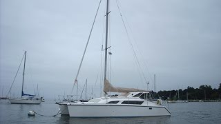 SOLD - Gemini 105 Catamaran Available in New London, CT