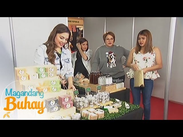 Magandang Buhay: Ria Atayde's herbal beauty products