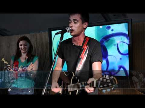 Nice Peter Performs at The Dell Lounge at Lolla 2011