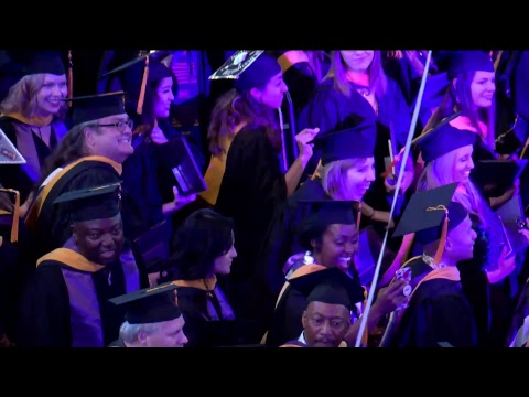 Online & Cohort Spring Commencement April 27, 2018 9AM
