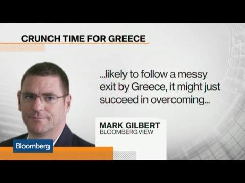 Stocks Snap Two-Day Losing Streak Amid Greek Uncertainty