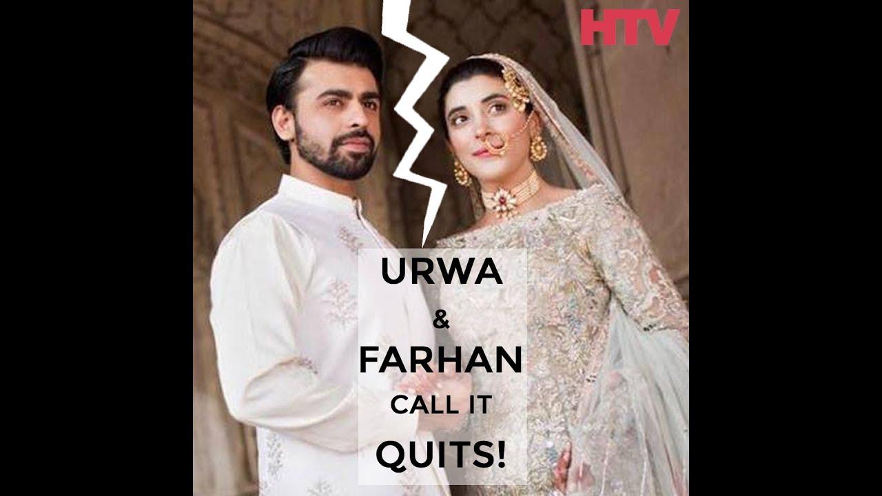 Urwa Hocane & Farhan Saeed Call it Quits! | HTV Leaks