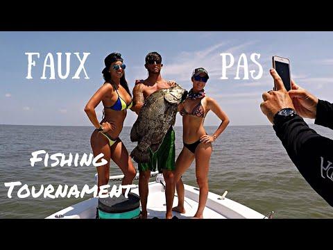 Faux Pas - REDFISH Fishing Tournament in Louisiana