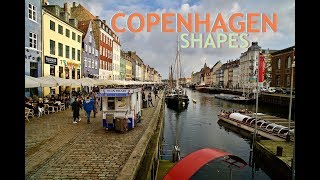 SHAPES OF COPENHAGEN (cityscape & timelapses)