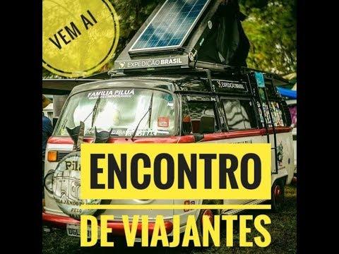 CONVITE PARA O  MAIOR ENCONTRO VIAJANTES DO BRASIL - 7- 8 E 9 DE SETEMBRO