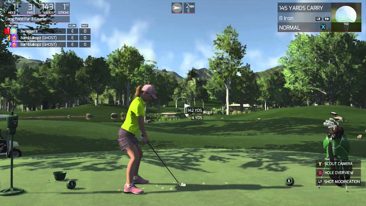 The Golf Club - Ace achievement guide - Hole in One on ...