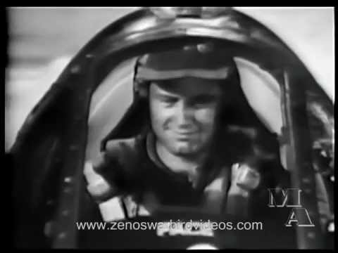 P-38 Reconnaissance Pilot starring William Holden (1944)