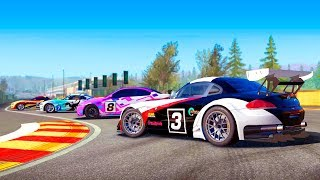 Real Racing 3 - Gameplay Android & iOS Game - Top Mobile Racing Games