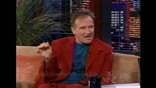 ROBIN WILLIAMS - NON-STOP LAUGHTER