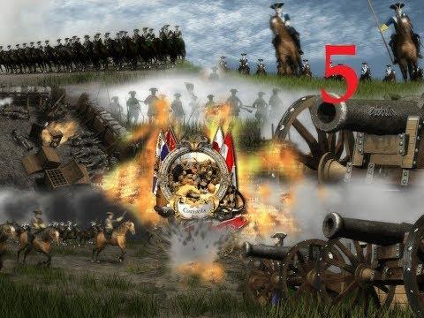 Казаки Европейские войны_#5_Оборона Даугавгри (Cossacks: European Wars)