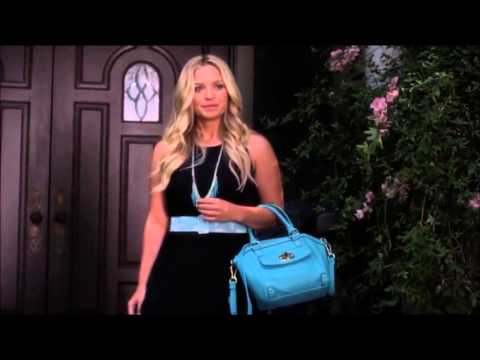 Pretty Little Liars 6x10 - The Story Of Charles DiLaurentis Part 4/7  - Cece Hits Alison With A Rock