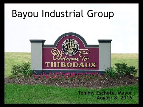 """What's happening in Thibodaux"""