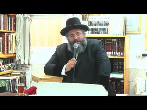 """שיעורו בפרשת השבוע וענייני הזמן של הרב חיים יוסף דוד אברג'ל  שליט""""א"""