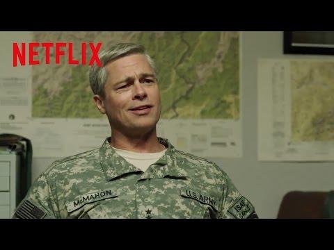 War Machine – Teasertrailer – Bare på Netflix
