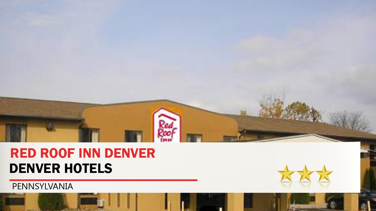 Red Roof Inn Denver   Denver Hotels, Pennsylvania