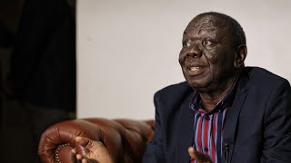 Morgan Tsvangirai calls for Robert Mugabe to resign