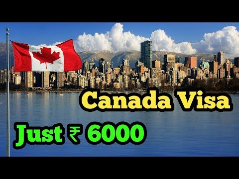 How To Get Canada Tourist Visa In Just ₹6000 Or Just 100 US Dollars