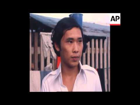 RR7746A THAILAND REFUGEES FROM VIETNAM AND LAOS + CUTS
