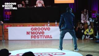 GROOVE'N'MOVE BATTLE 2017 - ICY Judge Demo