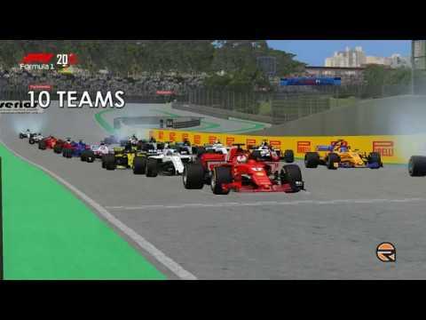 F1 2018 mod by Palinho61
