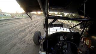 Tyler Godwin at Volusia Speedway Park