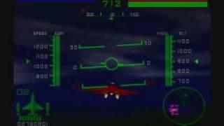 Aerofighters Assault- Fortress part 1