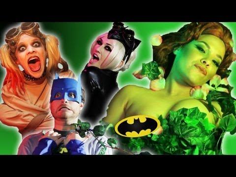 Ladies of Rap: Gotham Sirens (ft. McGoiter, Olga Kay & Pimplywimp)
