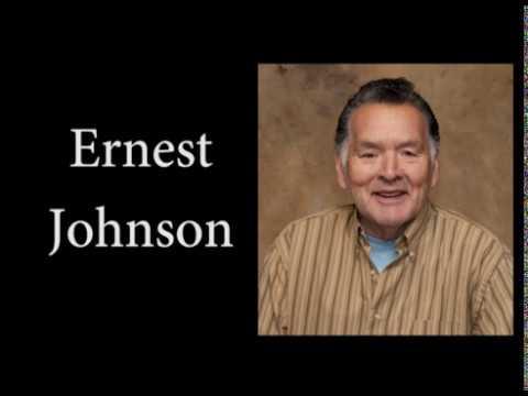 Ernest Johnson - ABMHS Eskasoni Role Model of the Year (2014)