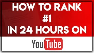Youtube SEO - *2020* How To Rank Youtube Videos #1 FAST!