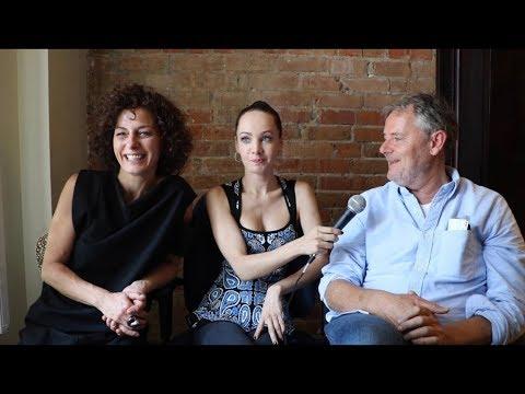 Ksenia Solo, Lidia Vitale & Mike van Diem I TIFF 2017
