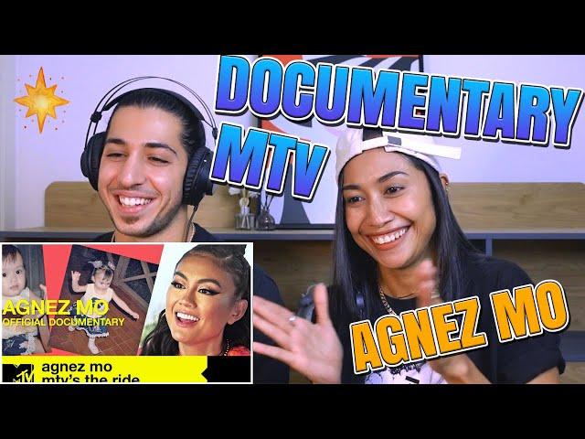 Perjalanan AGNEZ MO dalam | The Ride bagian 1 | MTV Asia - REACTION