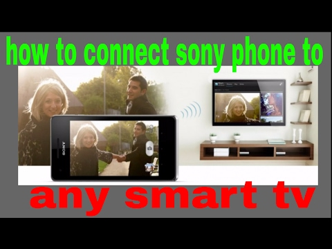 How can I hook up my phone to my TV