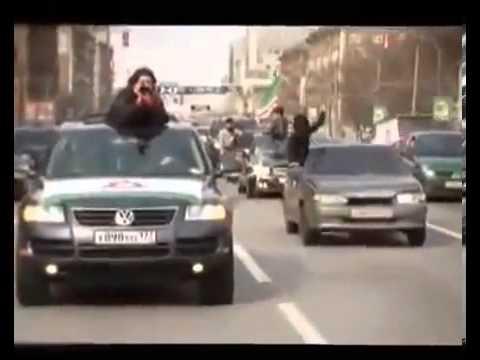 Fearless caucasian mafia of chechenstan and Dagestan (north caucasus)