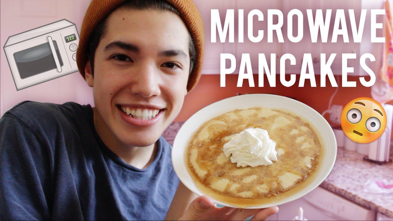 Microwave Pancakes You