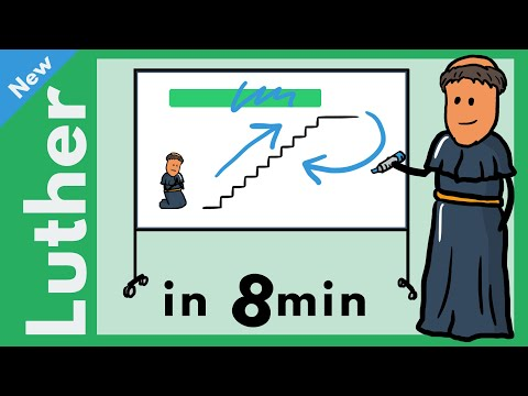 Who Was Martin Luther? 95 Theses & The Reformation | World History (1517)