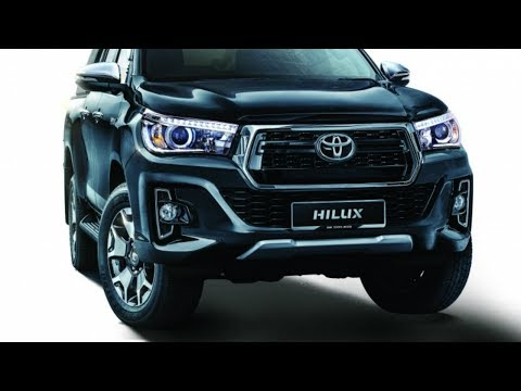 2019 Toyota Hilux Facelift L- Edition: Interior, Exterior & Features
