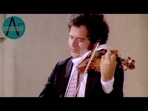 Itzhak Perlman: J.S. Bach  Partita in E major, BWV 1006