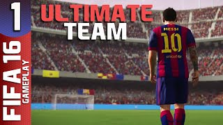 Video FIFA 16 ULTIMATE TEAM Let's Play PART 1 - The Horror download MP3, 3GP, MP4, WEBM, AVI, FLV Desember 2017