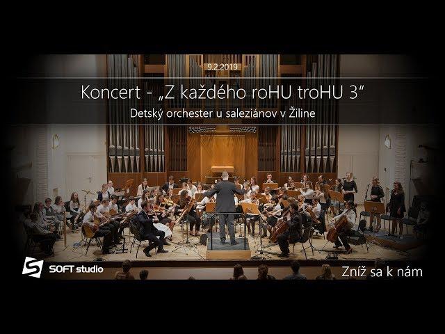 Detský orchester v Žiline: Zníž sa k nám