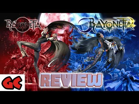 Bayonetta 1&2 ( Switch )   Review // Test