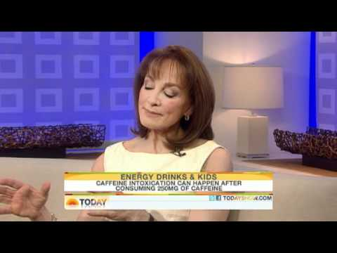 Today Show - Energy drinks may cause diabetes, seizures