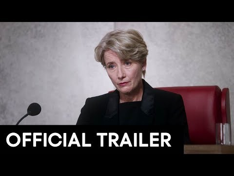 THE CHILDREN ACT Official Trailer - Emma Thompson, Stanley Tucci [HD] Mp3