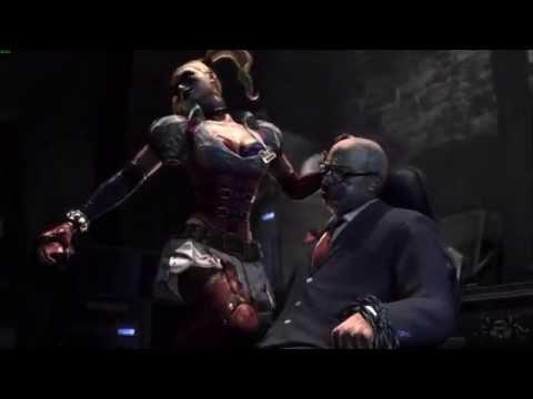 Guia: Arkham Asylum  4