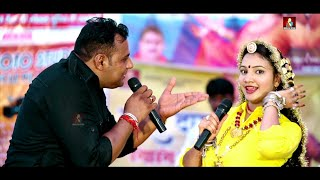 Haryanvi Ragni कुर्ता दामन   Kurta Daman   Mukesh Fouji, Miss Garima   New Haryanvi ragni 2021