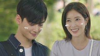 (귀염뽀짝) 설레는 차은우♥임수향(Cha eun woo♥Lim soo hyang), 좋아하는 거 너무 티 났죠? 내 아이디는 강남미인(Gangnam Beauty) 13회