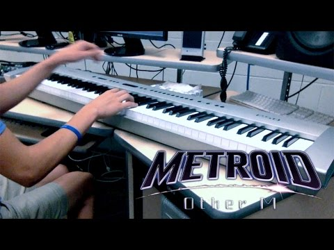 """Metroid: Other M - """"Samus's Theme"""" [Piano Cover]    DS Music"""
