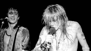 GUNS N' ROSES - Don't Cry- London Calling - Live 1987 - The Marquee Club London