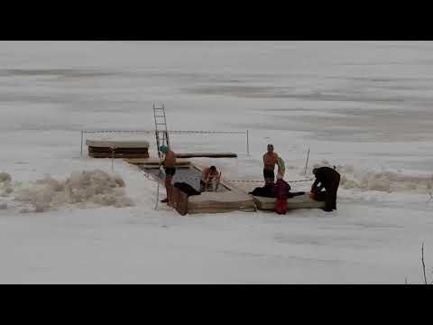купания в Архангельске